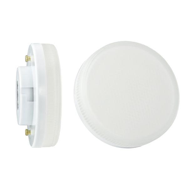 GX53 LED Leuchtmittel Lampe 230V, 3,5W 320 lm, warmweiss, 120° Abstrahlwinkel – Bild 2