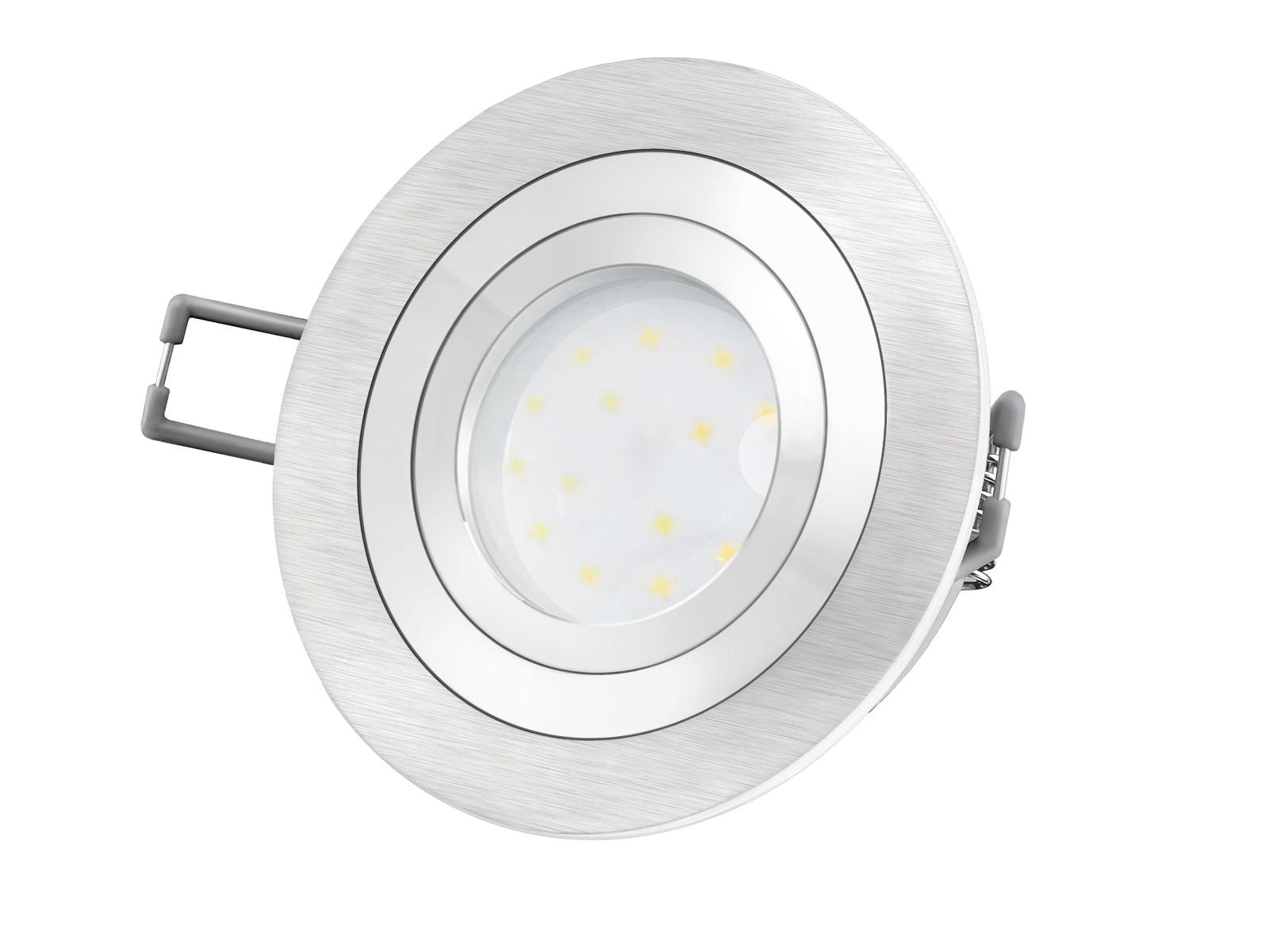 5W LED Module Flach Modul Leuchtmittel einbaustrahler SMD MR16 GU10  dimmbar