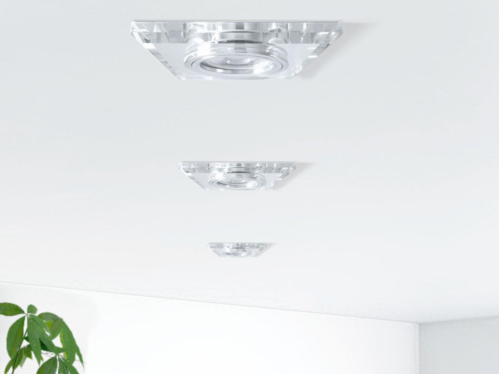 EckigKlar-Decke-1600x1200 Schöne Osram Led Dimmbar Gu10 Dekorationen