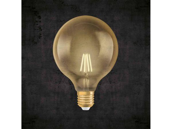 OSRAM LED VINTAGE 1906 4W Globe E27 410 Lumen warm weiß 2400K, Globe-Form im Retro-Design – Bild 3