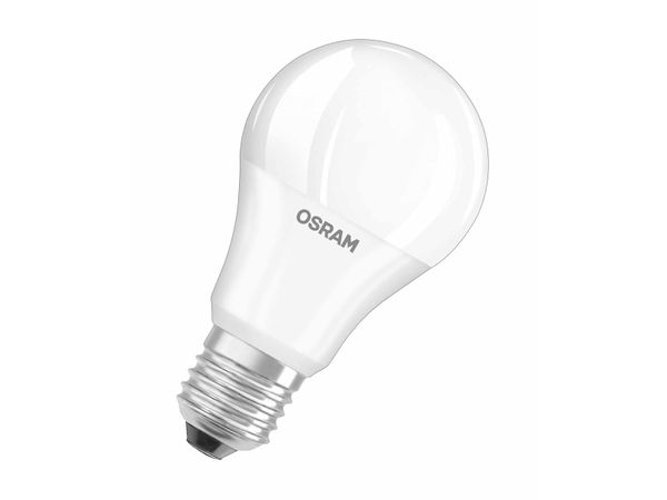 OSRAM LED Duo Click Dim A 60 8,5W 806 Lumen E27 warm weiß 2700K, klassische Glühbirnenform