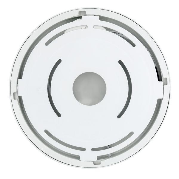 LED Panel-Aufbauleuchte Aufputzmontage rund, 1350 lm, 18W warm weiß, 230V IP20, ø 192 mm x H24 mm – Bild 4
