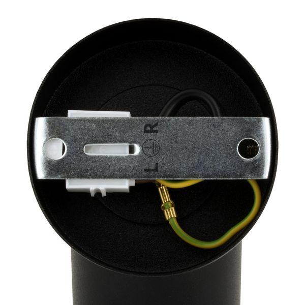 1er Deckenstrahler Eye Spot schwarz, inkl. LED 5W warm weiß 2700K – Bild 5