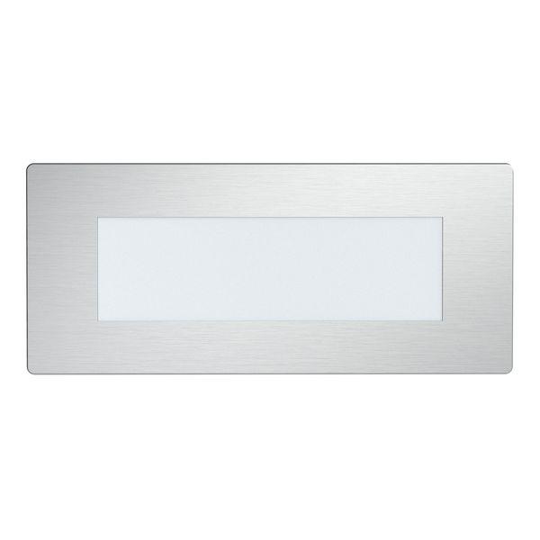 LED-Einbauleuchte Piko-S Boden Treppenleuchte 230V, Edelstahl, IP65, Lichtfarbe neutralweiß – Bild 5
