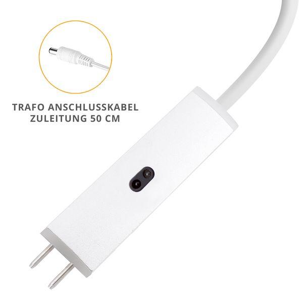 stripeLED Zubehör Bewegungssensor Schalter An/Aus für LED Unterbauleuchten Leisten – Bild 4