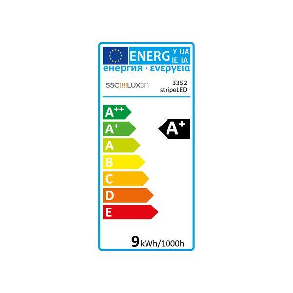 stripeLED Erweiterung Unterbauleuchte LED Lichtleiste 5W 30 cm warmweiß dimmbar (ohne Zubehör) – Bild 4
