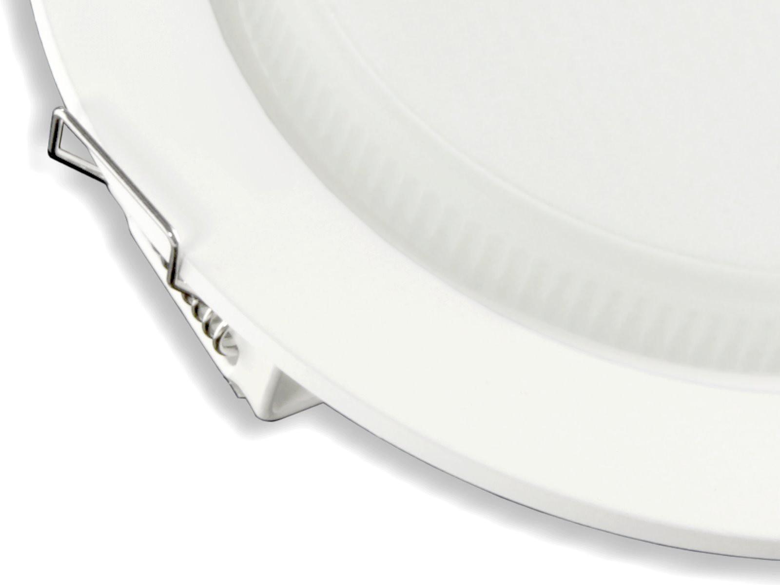 RX-3-GX53-Matt-WeissMatt-Decke1-1600x1200- Erstaunlich Led Einbaustrahler 230v Flach Dekorationen