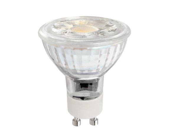 LED-Leuchtmittel SSC-LUXon 3W SMD 200 lm, 230V GU10-Sockel, warm weiss, 36° Abstrahlwinkel